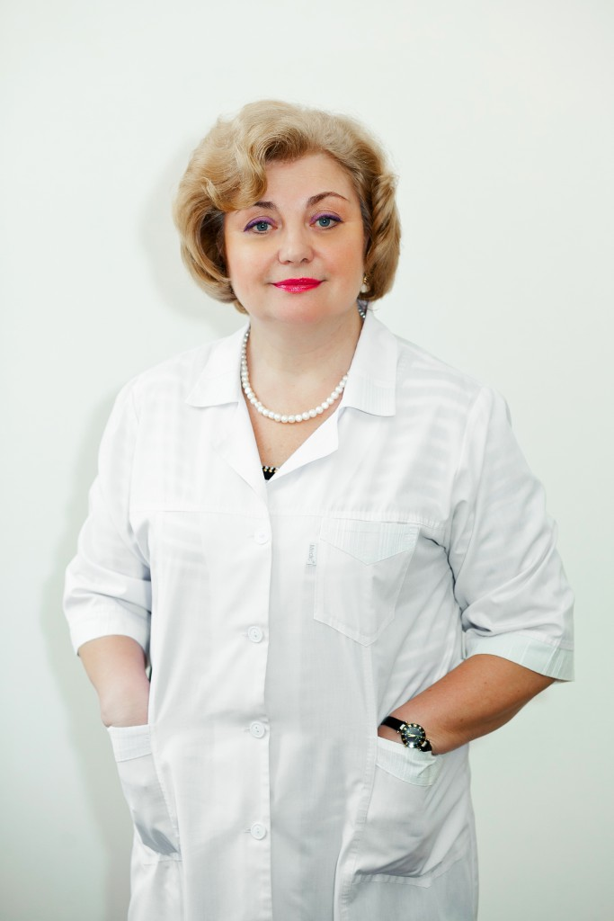 УЗД Львів. Галина Дубець