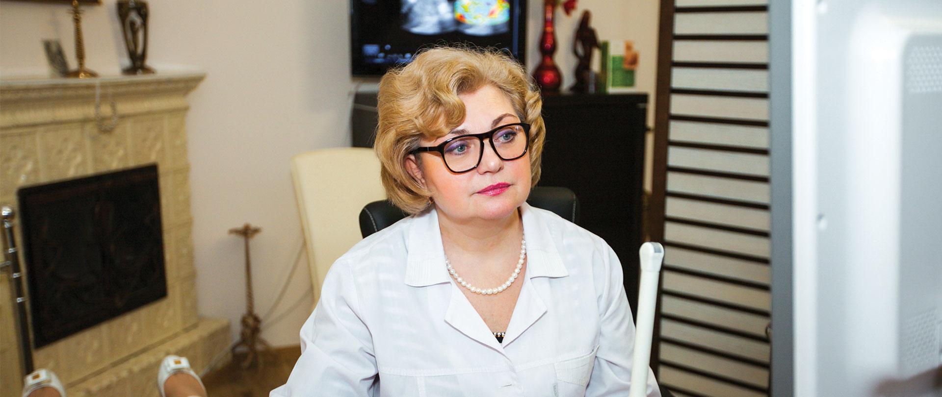 Кабінет ультразвукової діагностики Галини Дубець